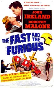 Written by Roger Corman, Jean Howell, Jerome Odlum Directed by John Ireland and Edward Sampson U.S.A. 1955