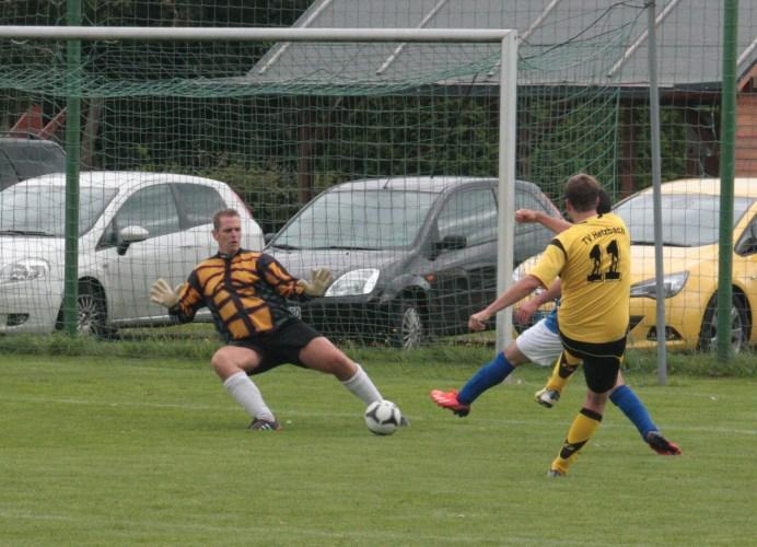 TV Hetzbach II – TSV Bullau 1:1 (0:0)