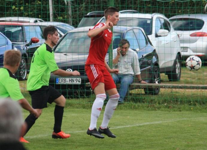 TV Hetzbach – SG Zell/Bad König 8:0 (4:0)