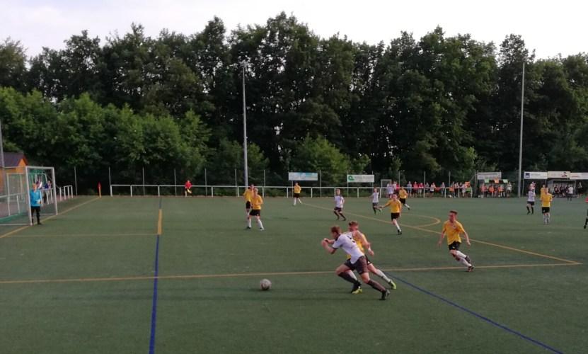 B-Junioren aus Hetzbach/Günterfürst hoffen weiter