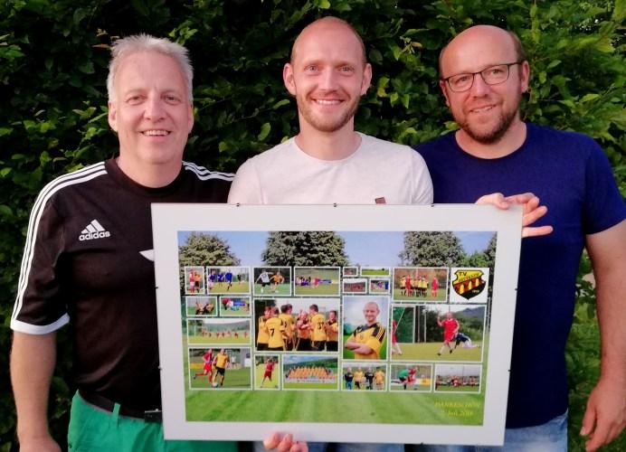 TV Hetzbach verabschiedet Steffen Wörner
