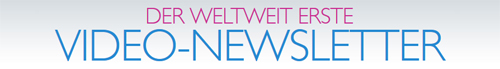 DER WELTWEIT ERSTE VIDEO-NEWSLETTER - Video Email | Video Communication | Julias Videowelt_