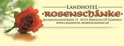 Seit 20 Jahren werden Gäste auf Rosen gebettet - Landhotel Rosenschänke in Kreischa wird Dritter bei Kochsternstunden und feiert Jubiläum