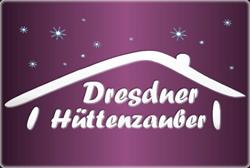 Curlingbahn mit Sessel und Sofa auf dem Postplatz - Dresdner Hüttenzauber bietet 2013 mehr als nur die Gans