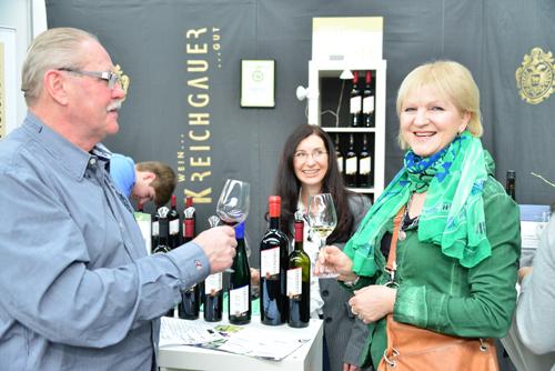 Genussvolle Momente erleben auf der Kulinaria & Vinum Dresden 21. – 23. März  2014│Erlwein-Capitol im Ostrapark