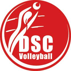 Sachsens Ministerpräsident zu Gast bei den DSC-Volleyball-Damen Stanislaw Tillich besuchte das Abschlusstraining der DSC-Damen vor dem Spiel in Aachen