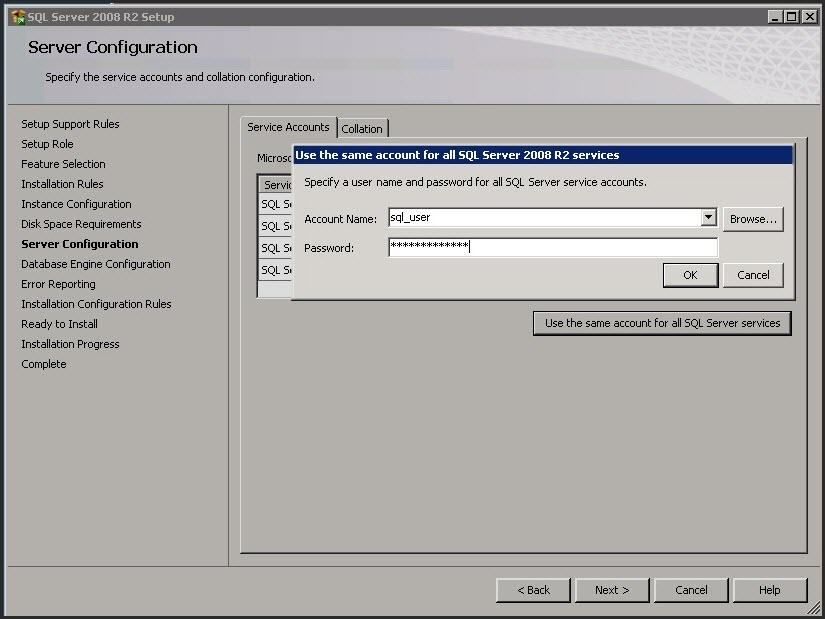 How to setup MS SQL 2008 R2 for VMware vCenter – Part 1