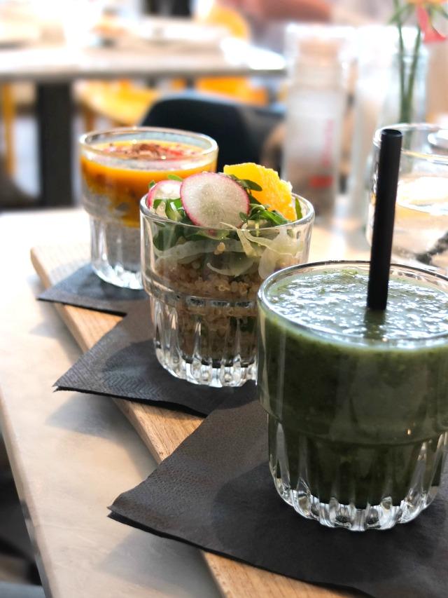 Leckeres und gesundes Frühstück in Amsterdam, Chiapudding Amsterdam