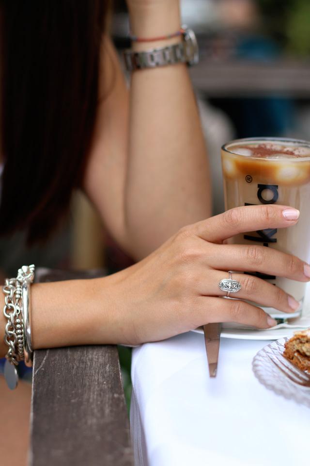 Iced Coffee Latte in Nürnberg