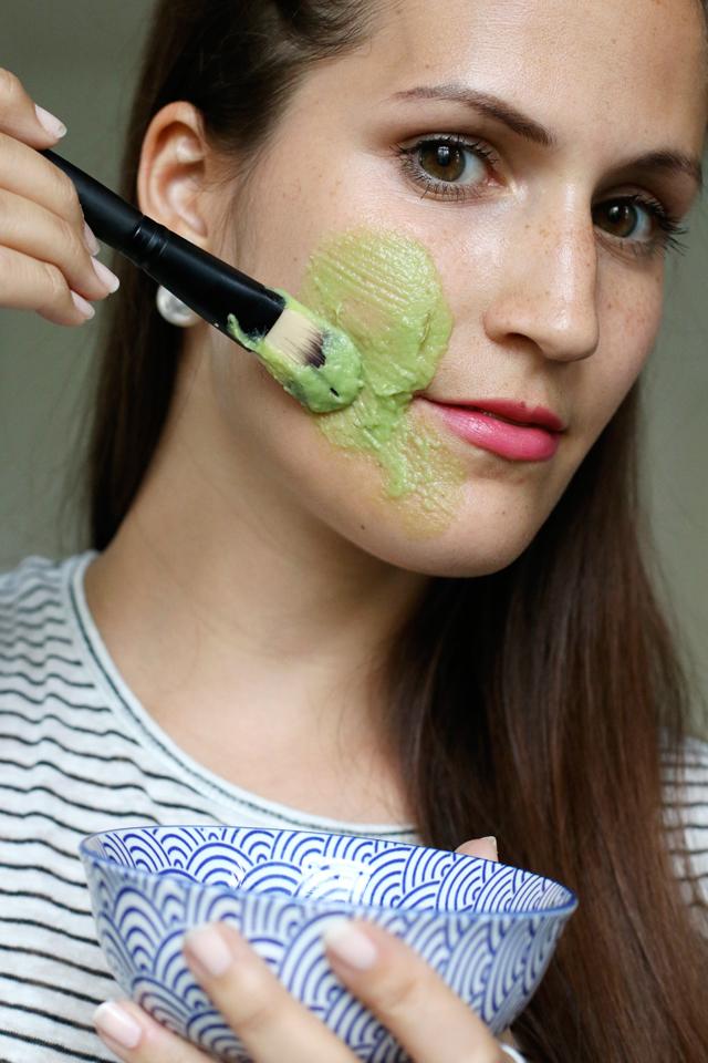 Avocado Gesichtsmaske Selber Machen, Gesichtsmasken selber machen