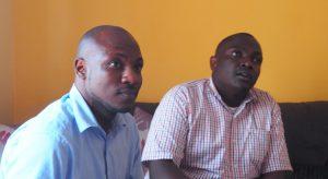 Jacob and Kamau bring in local experitise