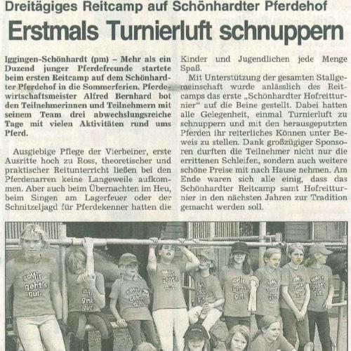 Rems-Zeitung vom 04.08.2008