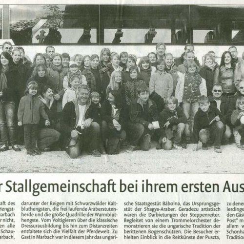 Rems-Zeitung vom 10.10.2009