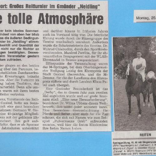 Rems-Zeitung vom 25.07.2005