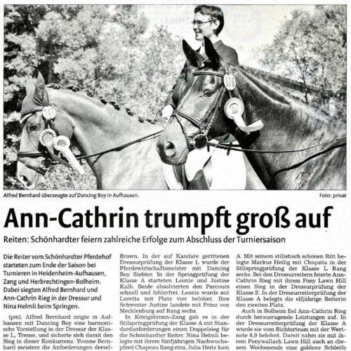Remszeitung vom 21.09.2011