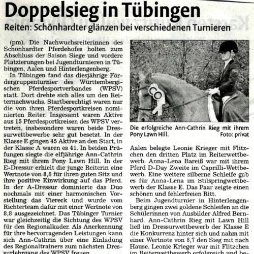 Remszeitung vom 26.10.2011
