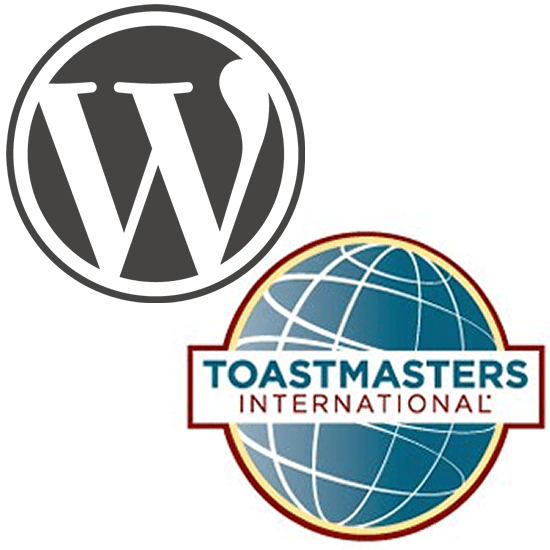 about - wordpress for toastmasters