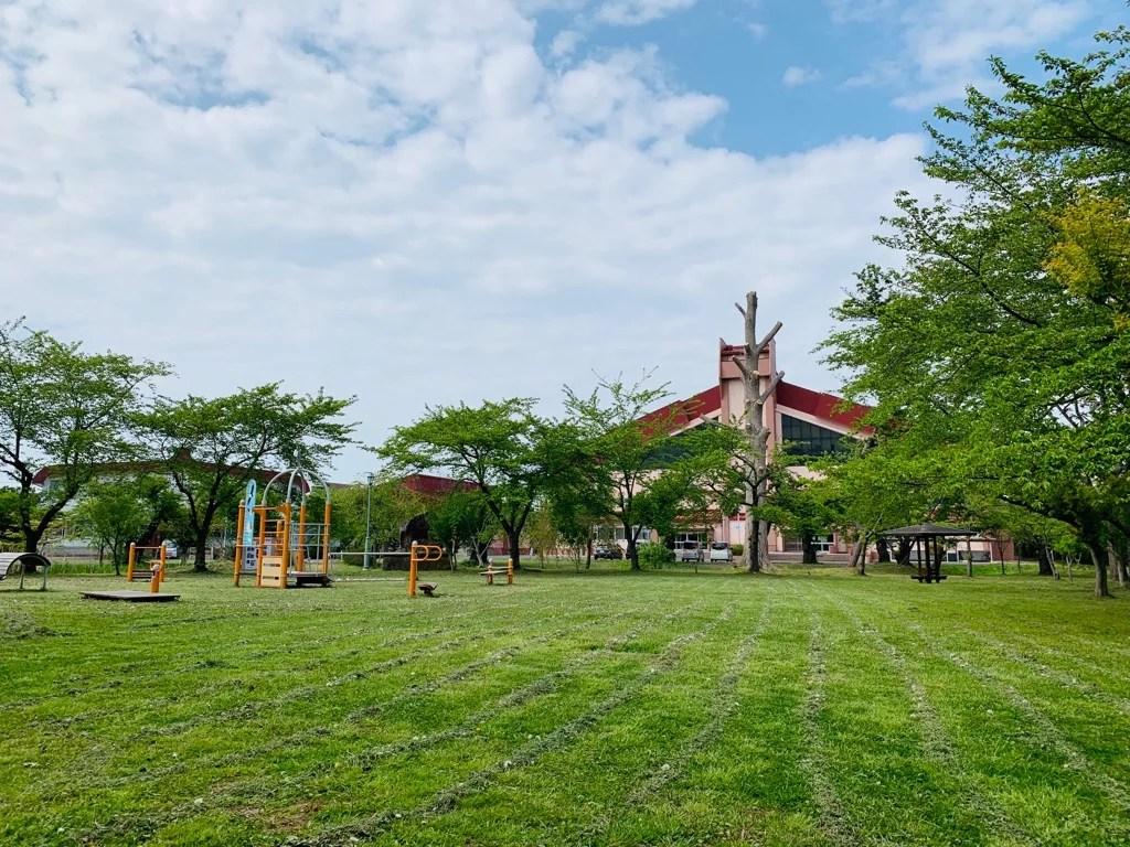 菊ヶ丘運動公園