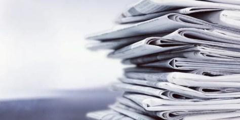 新聞のイメージ