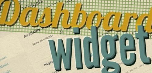 Create Your Custom WordPress Dashboard Widget