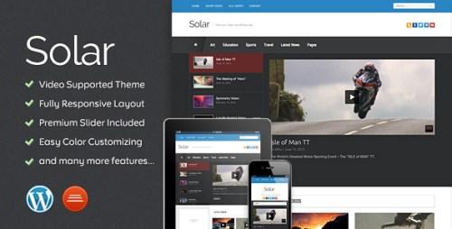 25 Premium WordPress Video Responsive Themes - WPAlkane