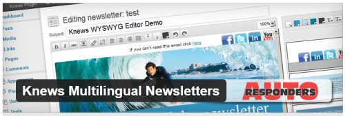 Knews Multilingual Newsletters