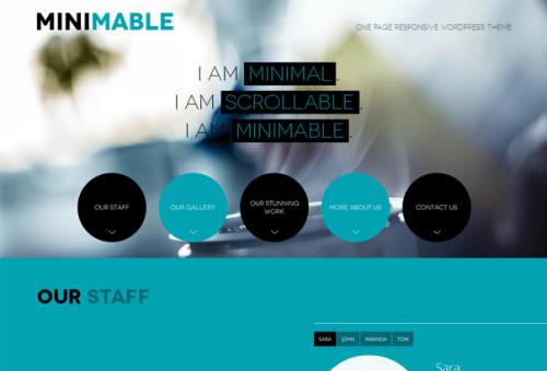 Minimable