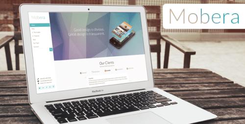 Mobera - Premium App Showcase WordPress Theme