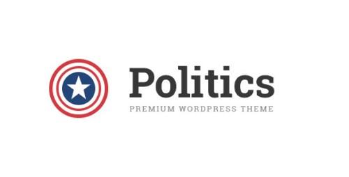 Politics - Election Campaign Political WP Theme