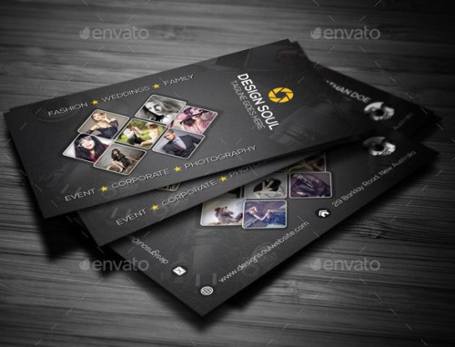 Fantastic Photography Business Card