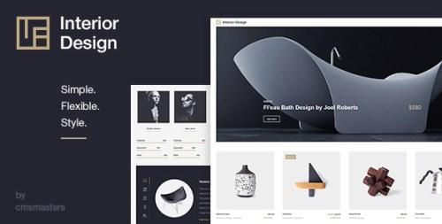 Interior Design - Architecture & Design WordPress Theme
