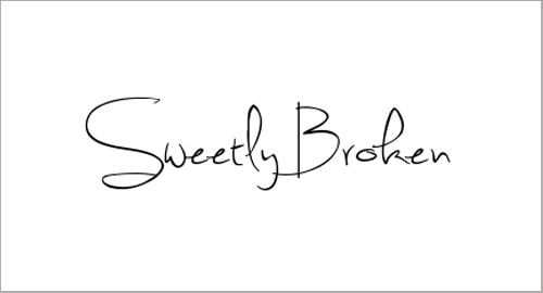 Sweetly Broken Font