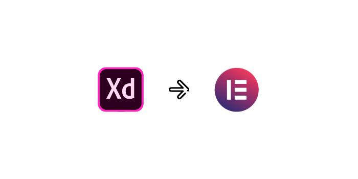 adobe xd to elementor 1