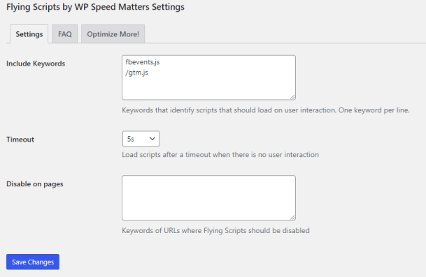 Hot to remove unused javascript using a free plugin