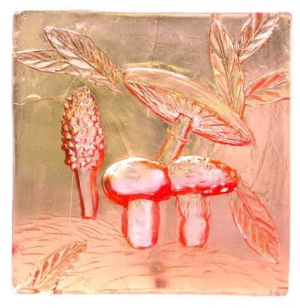 Mushrooms under glass - Jim Wasik