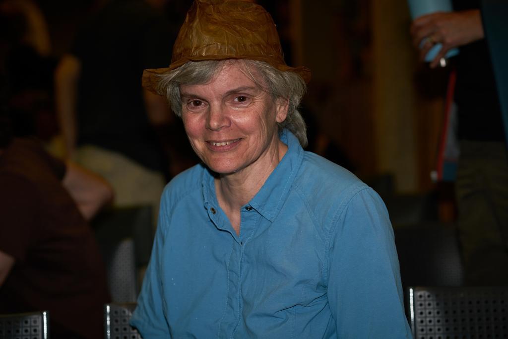 Rebecca in Hat. By Kristine Murawski