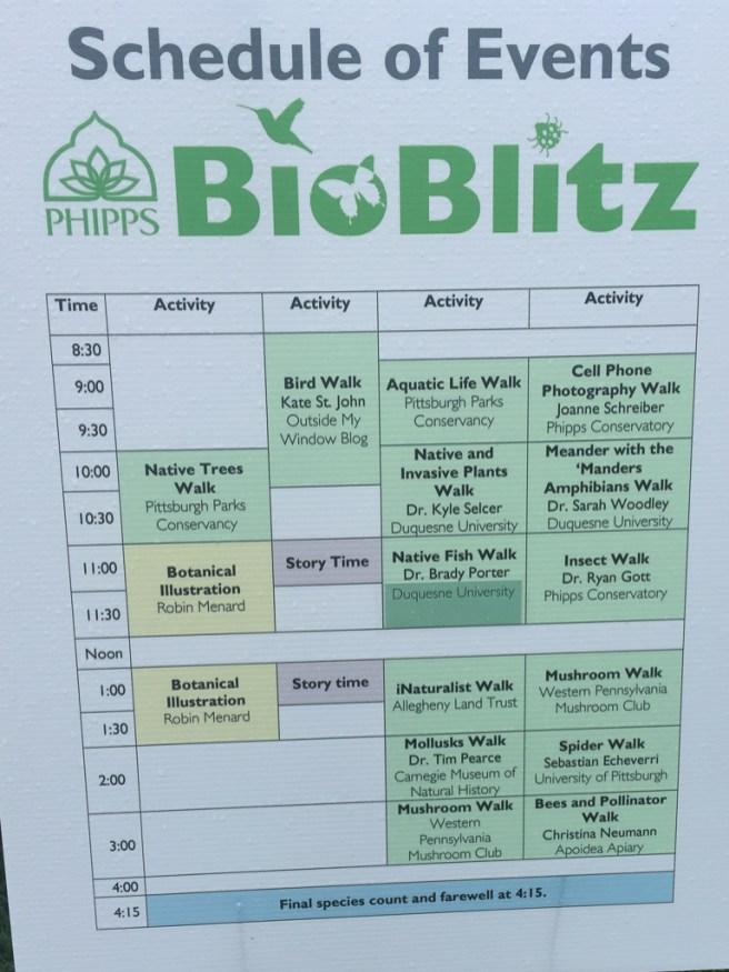 Event listings. By Richard Jacob