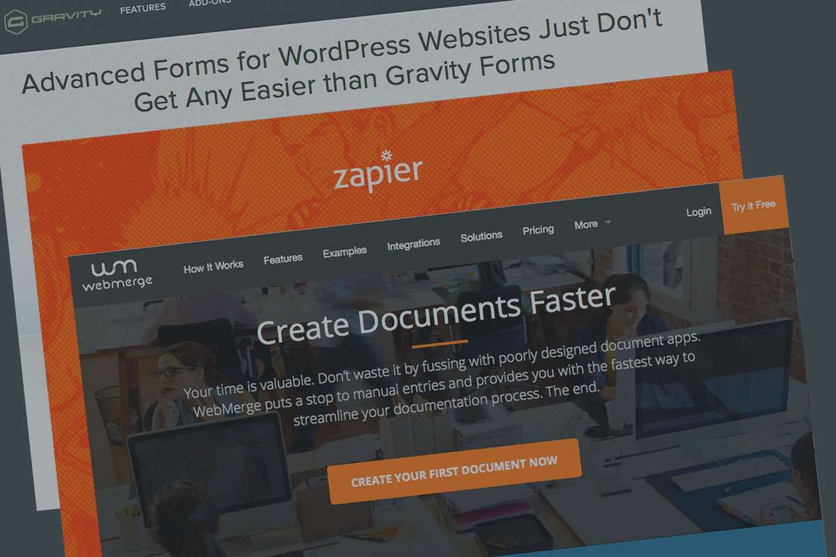 How to build a contract generator with WordPress and Gravity