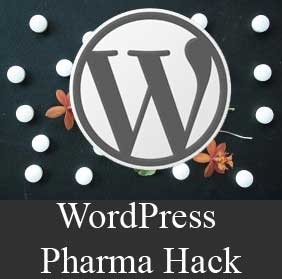 WordPress-Pharma-Hack