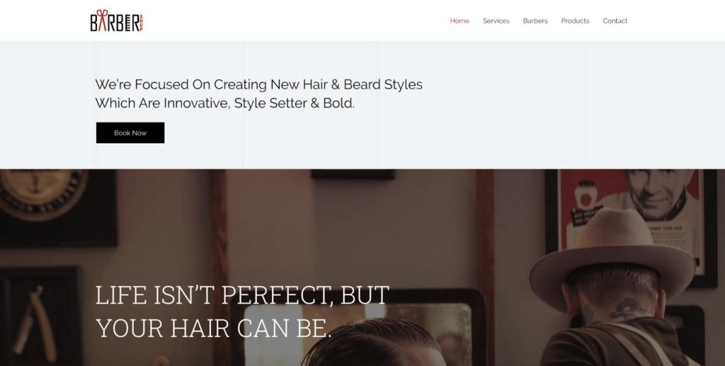bold style setter astra starter site