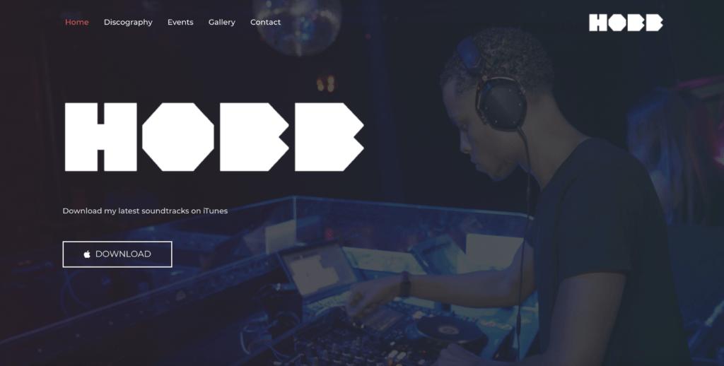 dj hobb astra starter site