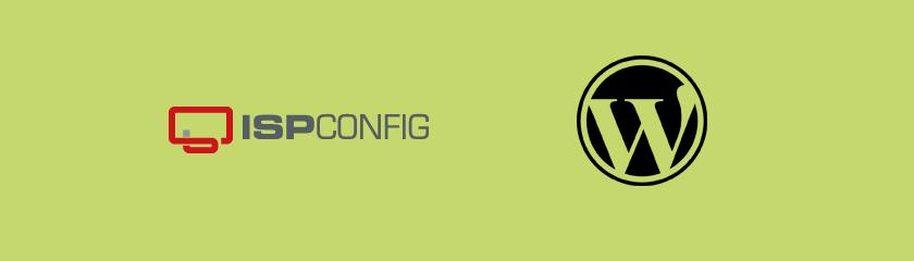 Instalacija i podešavanje VPS-a (ISPConfig, WordPress)