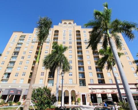 CityPlace Tower West Palm Beach condos