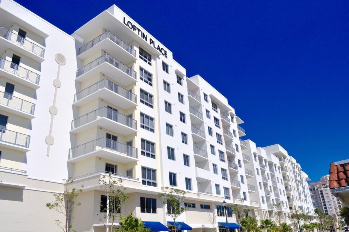 Loftin Place West Palm Beach apartments