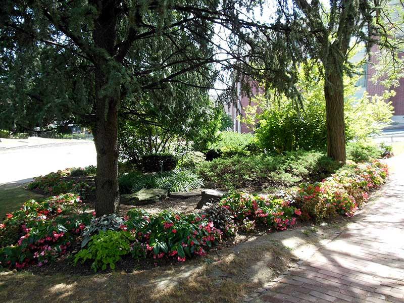 McNally Memorial Garden