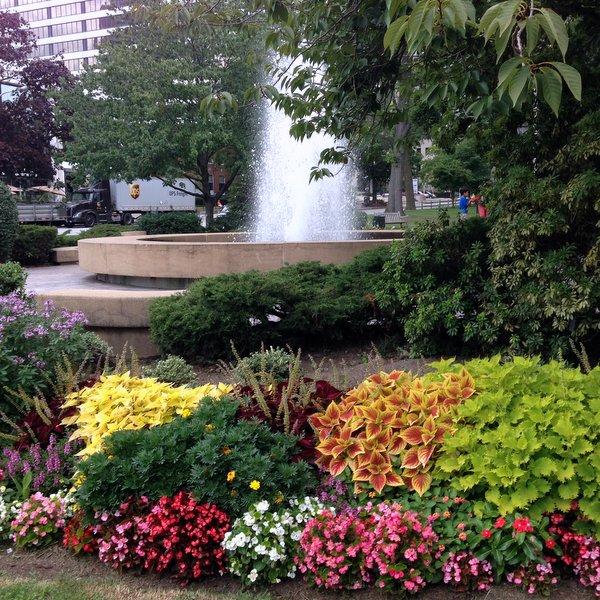 Triantafillu Fountain Garden 4