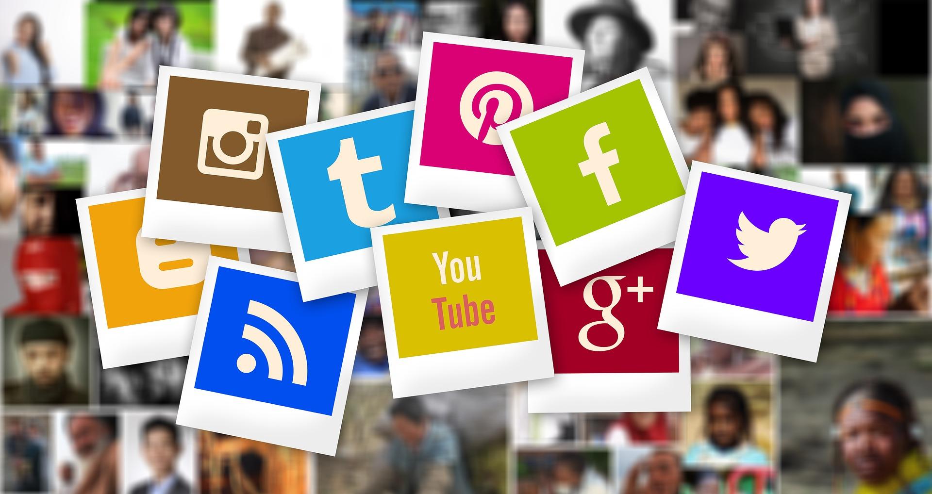 Bezoekers vergroten via social media