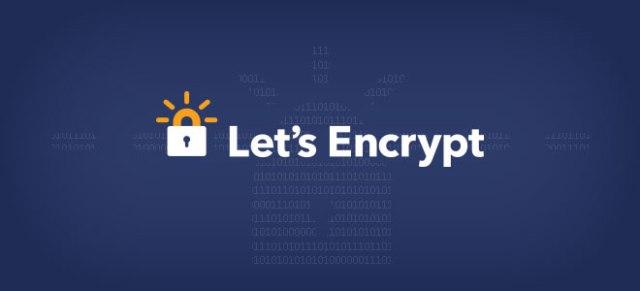 Lets Encrypt ofrece SSL gratis