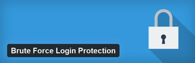 Instalar y configurar plugin Brute Force Login Protection