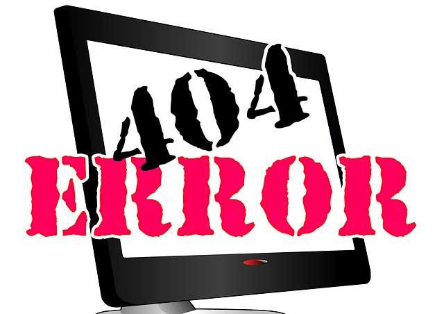 Solucionar error 404 en WordPress